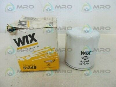 Wix Filters 51348 Oil Filter * New In Box *