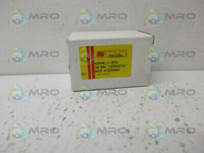 Rs Components 159-2083 Thermostat *New In Box*