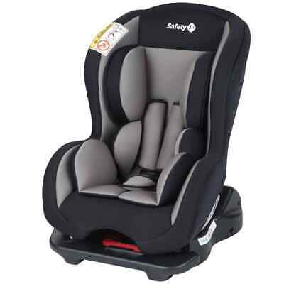 Safety 1st 2-in-1 Car Seat Sweet Safe 0+1 Black and Grey Child Guard Chair
