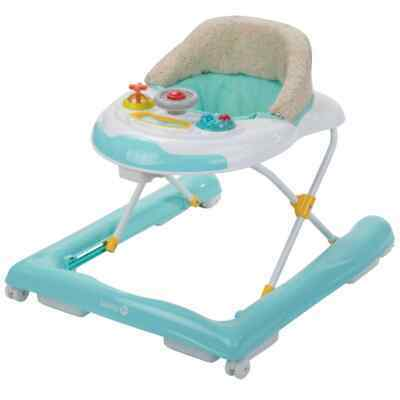 Safety 1st Baby Walker Bolid Light Blue Toddler First Step Activity Centre