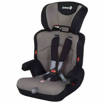 Safety 1st 2-in-1 Car Seat Ever Safe 1+2+3 Black Baby Protect Guard Chair