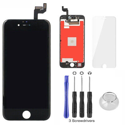 For iPhone 4S 5 6 7 8 Plus LCD Display Glass Touch Screen Digitizer Assembly Lot