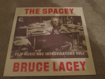 Bruce Lacey - Spacey Bruce Lacey - Film Musica e Improvisations - Vol 1 - Nuovo