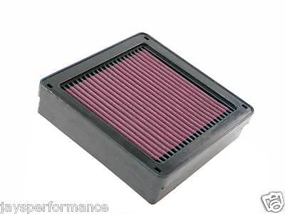 Kn Air Filter Replacement For Mits. Colt, Lancer, Mirage, Outlander 96-2010