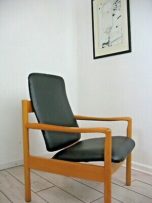 Vintage mid century Ercol Lounge Chair model 773