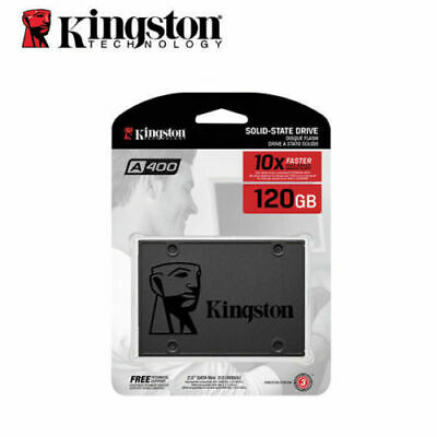 New 120GB for Kingston A400 SSD SATA III 2.5 inch Internal Solid State Drive