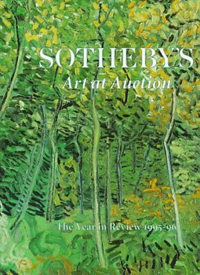 Sothebys Art at Auction 1996: The Art Market Review, Octopus, Coran, Used; Good