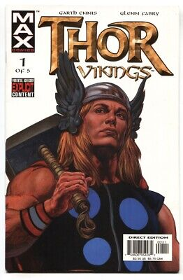 THOR: Vikings #1 2003-First issue Marvel Max