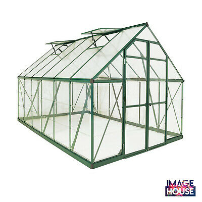 Clear Perspex Acrylic Safety Plastic Sheet Replacement Garden Greenhouse Windows