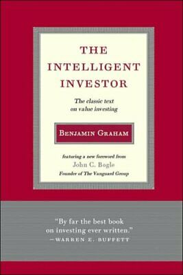 Intelligent Investor Deckle Edged by Benjamin Graham 9780060752613 | Brand New