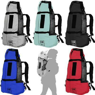 Dog K9 SportSack AIR dog carrier backpack bike travel K9sportsack k9 sport sack
