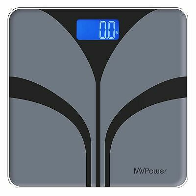 400lb LCD Digital Bathroom Smart Body Fat Weight Scale Health Fitness BMI Muscle