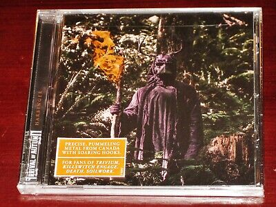 Arrival Of Autumn: Harbinger CD 2019 Nuclear Blast Records USA NB 4808-2 NEW