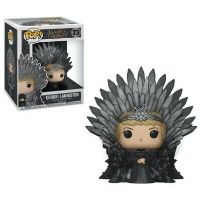 Funko Pop! Figure Game Of Thrones #73 CERSEI LANNISTER ON THRONE