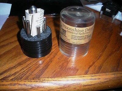 MOONSHINE DESIGN Universal Eyelet Tool Made In The USA