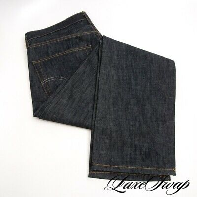 c87c2339274 Levis Vintage Clothing Made in USA Big E 501xx Selvedge Denim LVC Wash Jeans  34
