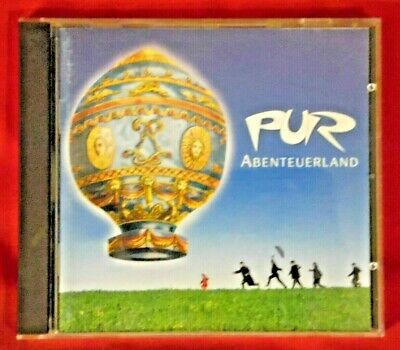CD: Pur , Abenteuerland , Intercord INT 845247 , Made in Holland , 1995 ,