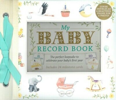 My Baby Record Book '