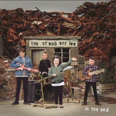 The Cranberries - In the End - New Deluxe CD Album - Pre Order 26th April