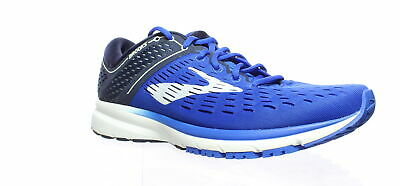 f98b2caf96089 BROOKS MENS RAVENNA 9 Blue Navy White Running Shoes Size 9 (259357 ...