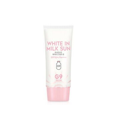 [G9SKIN] White In Milk Sun SPF50+ PA++++ 40g