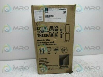 Rittal Sk3303500 Cooling Unit * New In Box *