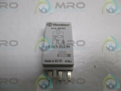 Finder 99.02.9.024.99 Diode Module 24Vdc * New No Box *