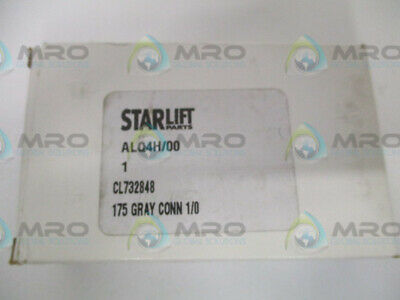 Starlift Alq4H/00 Gray Connector *New In Box*