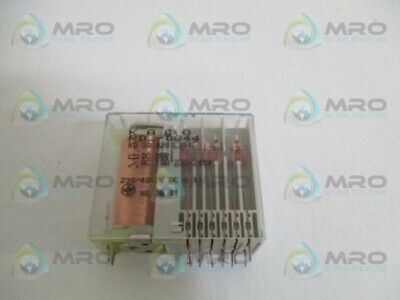Kaco Rd-0844 Relay 25Vdc *Used*