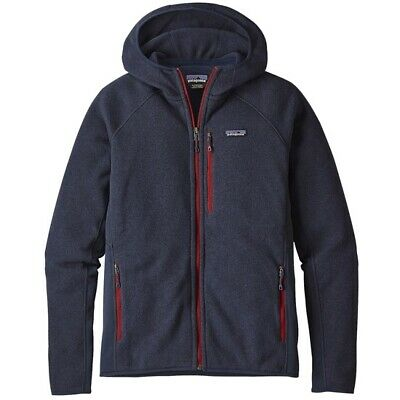 Patagonia Performance Better Sweater Hoody Navy Blue 25960 NVYB/ Lifestyle