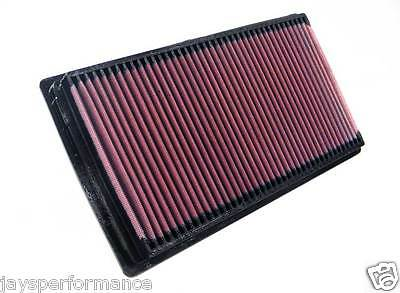 Kn Air Filter Replacement For Alfa Romeo 147 1.9L-I4(Jtd); 2001