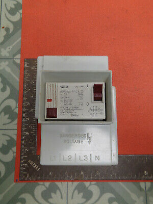 Mem 100A residual current device 3 phase circuit breaker LOTELC8FU2