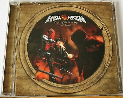 HELLOWEEN - KEEPER OF THE SEVEN KEYS - THE LEGACY cd album