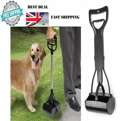 Pets Dog  Pickup Pooper Easy Scooper Poo Poop Walking Picker Scoop Grabber WANG