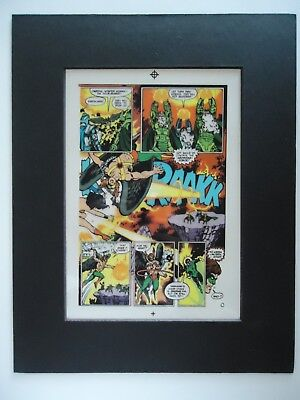Crisis On Infinite Earths George Perez Gl Wonder Woman Production Art