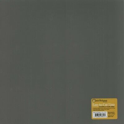 "Richeson Easy To Cut Unmounted Linoleum 12x12-inch Sheets  - 12X12"" Sheets"
