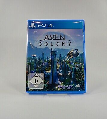 Aven Colony - PlayStation 4 - PS4 Spiel - USK Version