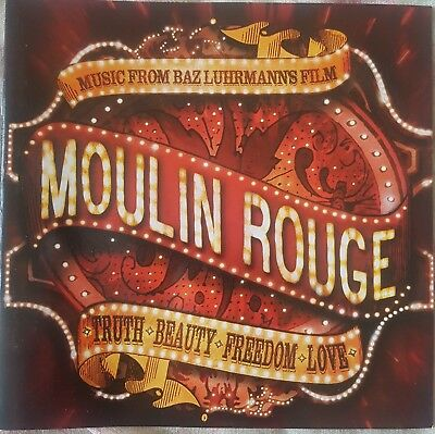 Moulin Rouge (Original Soundtrack, 2003)