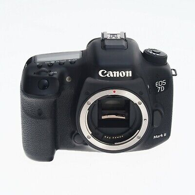 Canon EOS 7D Mark II 20.2MP Digital Camera As-Is Rear Dial