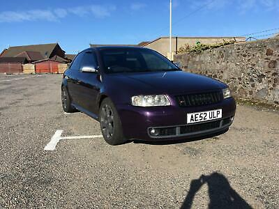 Audi S3 8L 2002 Merlin purple
