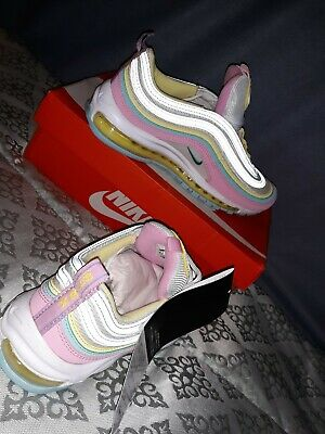 the best attitude a66a9 dcc03 Women s Nike Air Max 97  Easter Pink Sizes 8.5 (New)