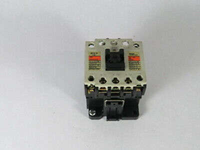 Fuji Electric 4NC-0H0111Y Magnetic Contactor 110/120V 50/60Hz 4NC ! WOW !