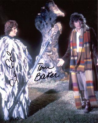 Signed Photo SUSAN ENGEL The Stones of Blood Doctor Who Autograph