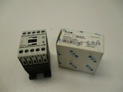 Eaton Dila-31 Contactor 220V * New In Box *