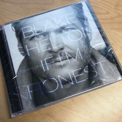 IF I'M HONEST by Blake Shelton 15-Track CD Came Here to Forget NEW COUNTRY MUSIC