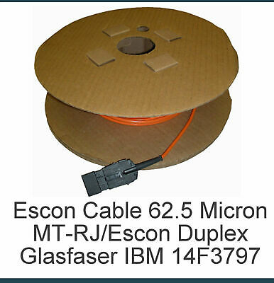 IBM Optical Cable Optical Fibre Cable 33m Roll 14f3797 74f5415 62.5 Micron New