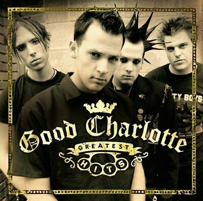 GOOD CHARLOTTE Greatest Hits (Gold Series) CD BRAND NEW Best Of