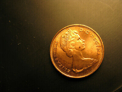 Canada 1979 Double Date Variety Brilliant Uncirculated Small Cent.