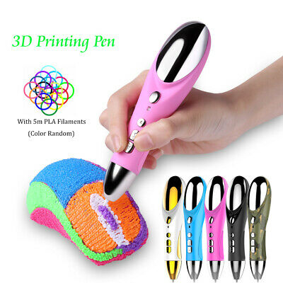 Painting Tool 3D Printing Pen Crafting Doodle High Temperature Graffiti