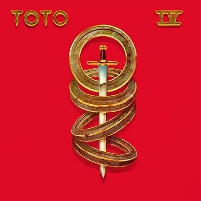 TOTO Toto IV (Gold Series) CD BRAND NEW Toto 4 Africa